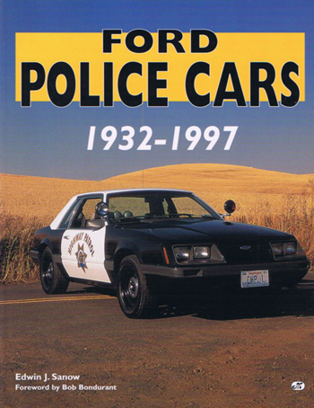 Ford Police Cars 1932 - 1997